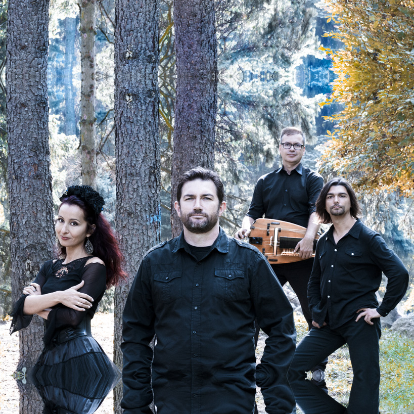 Lorien Band Gothic Prog Folk Rock